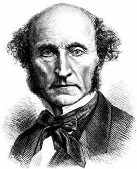 John Stuart Mill tiesi jo 150 vuotta sitten, että mielen liikkeet ovat taloudessa rahan liikkeitä tärkeämpiä.