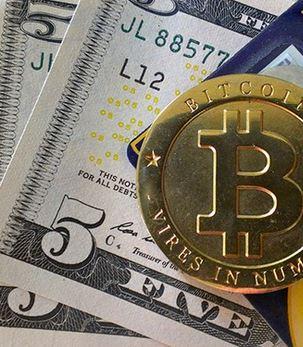 Bitcoin-virtuaalirahasta on tullut suosittu keinottelun kohde.