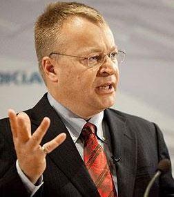 Toimitusjohtaja Stephen Elop vakuutti yhtiökokouksessa, että Nokia etenee kohti parempaa kannattavuutta.
