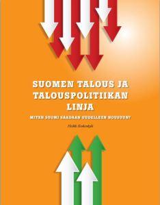 Tuleeko tästä kirjasta perussuomalaisten talouspoliittinen ohjelma?