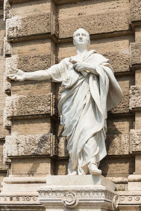 Cicero_statue_courthouse,_Rome,_Italy